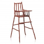 PLAIN CLAY CHILDREN'S HIGH CHAIR_HR_MAARTEN BAAS